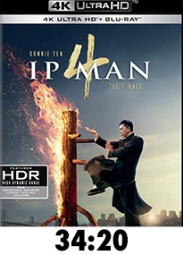 IP Man 4: The Finale 4k Review