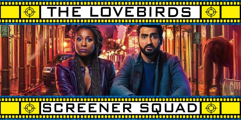 The Lovebirds Movie Review