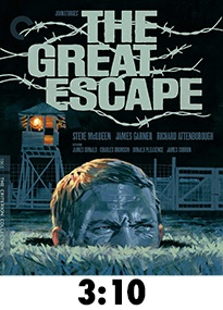 The Great Escape Criterion Blu-Ray Review