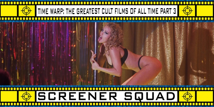 Time Warp: The Greatest Cult Films of All Time Volume 3 - Comedy and Camp Movie Review