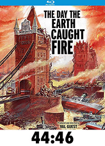 The Day The Earth Caught Fire Blu-Ray Review