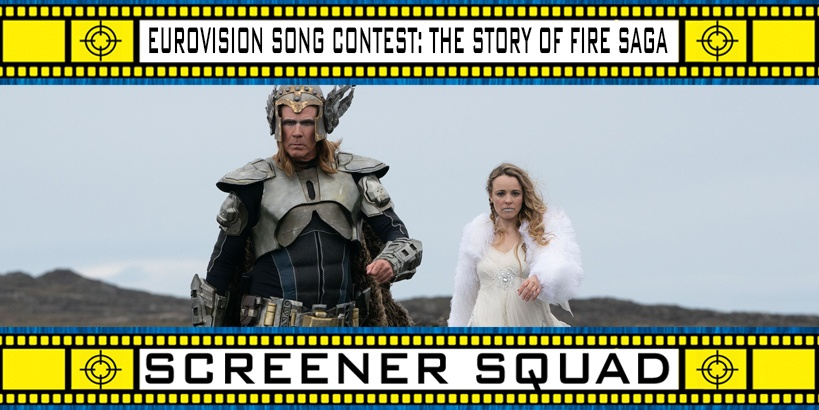 Eurovision Song Contest: The Story of Fire Saga Movie Review
