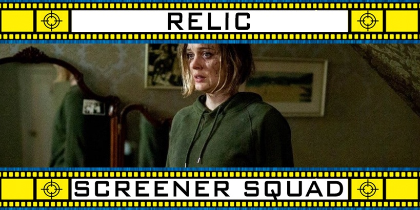Relic Movie Review