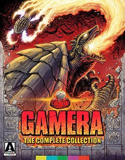 Arrow Gamera Blu-Ray Box Set Review