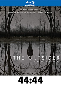 The Outsider HBO Miniseries Blu-Ray Review