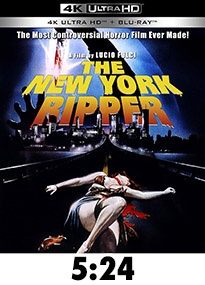 The New York Ripper 4k Review
