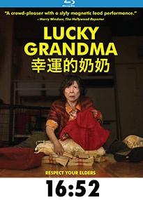 Lucky Grandma Blu-Ray Review