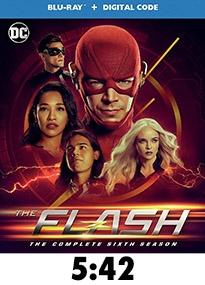 The Flash Season 6 Blu-Ray Review