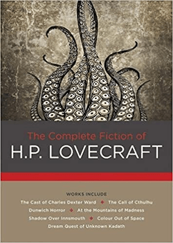 The Complete Fiction of HP Lovecraft Review