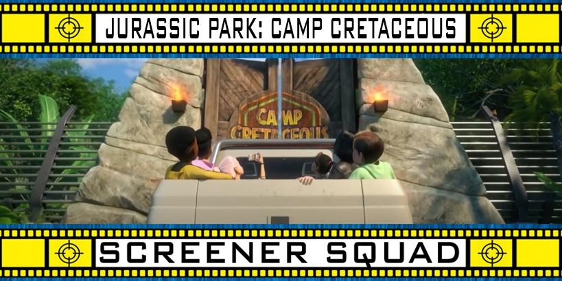 Jurassic Park - Camp Cretaceous Review