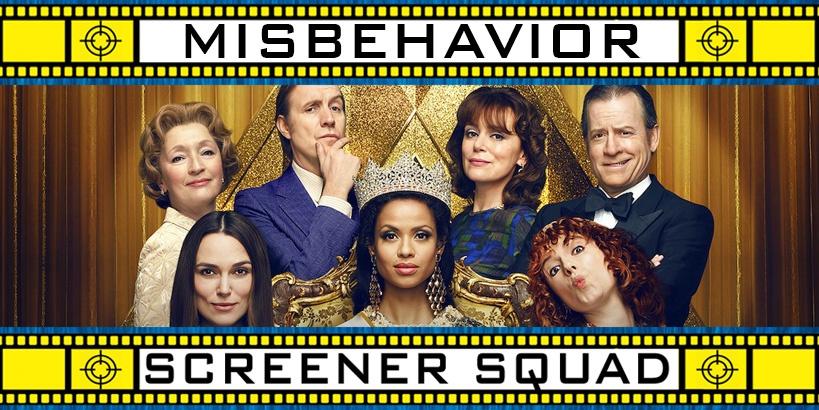Misbehavior Movie Review