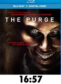 The Purge Blu-Ray Review