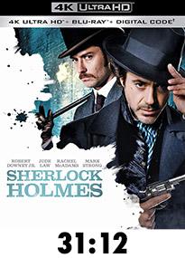 Sherlock Holmes 4k Review