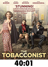 The Tobacconist Blu-Ray Review