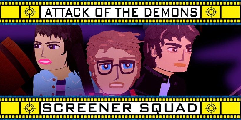Attack of the Demons Movie Review