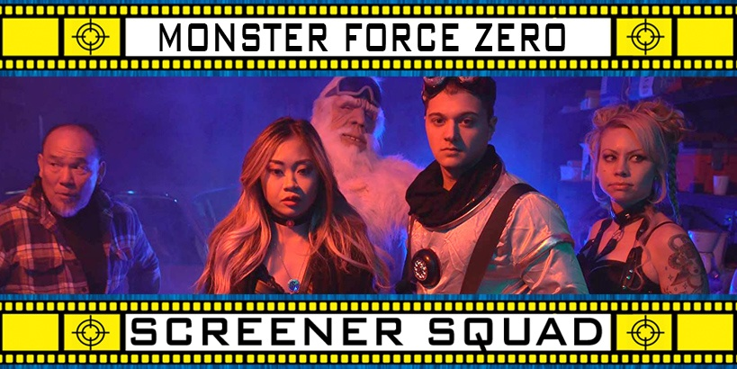 Monster Force Zero Movie Review