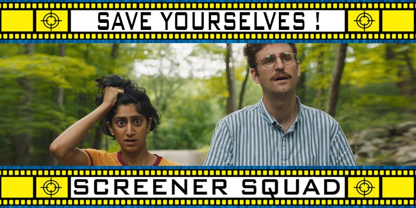 Save Yourselves! Movie Review