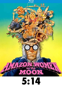 Amazon Women On The Moon Blu-Ray Review