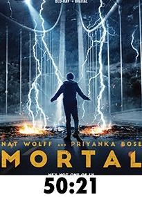 Mortal Blu-Ray Review