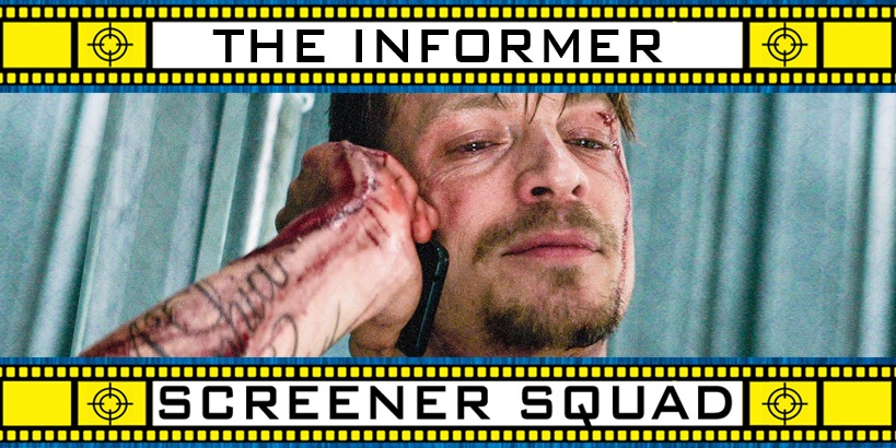 The Informer Movie Review