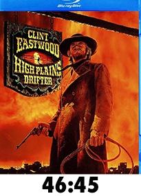 High Plains Drifter Blu-Ray Review