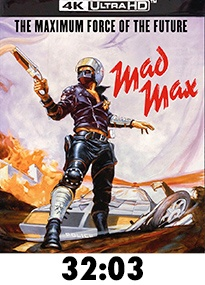 Mad Max 4k Review