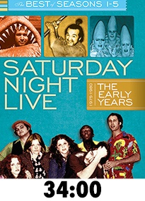 SNL: The Early Years DVD Review
