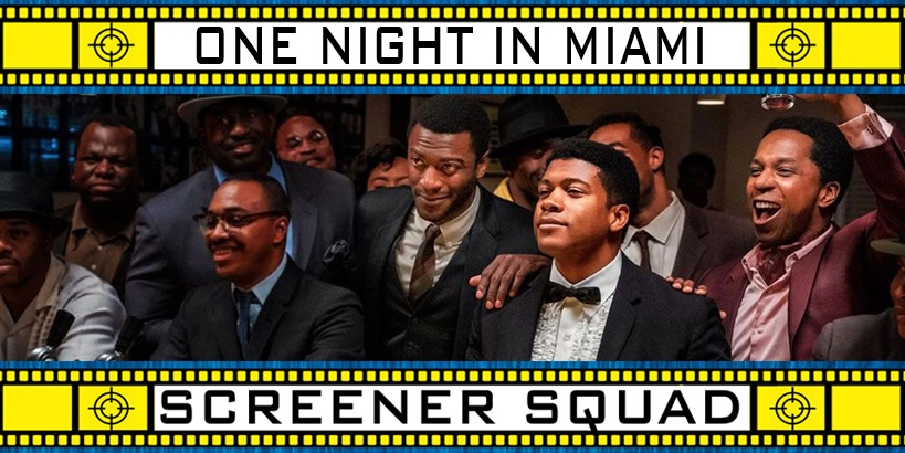 One Night in Miami Movie Review