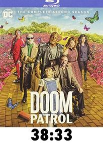 Doom Patrol Season 2 Blu-Ray Review