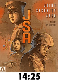 Joint Security Area Blu-Ray Review