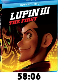 Lupin III: The First Blu-Ray Review