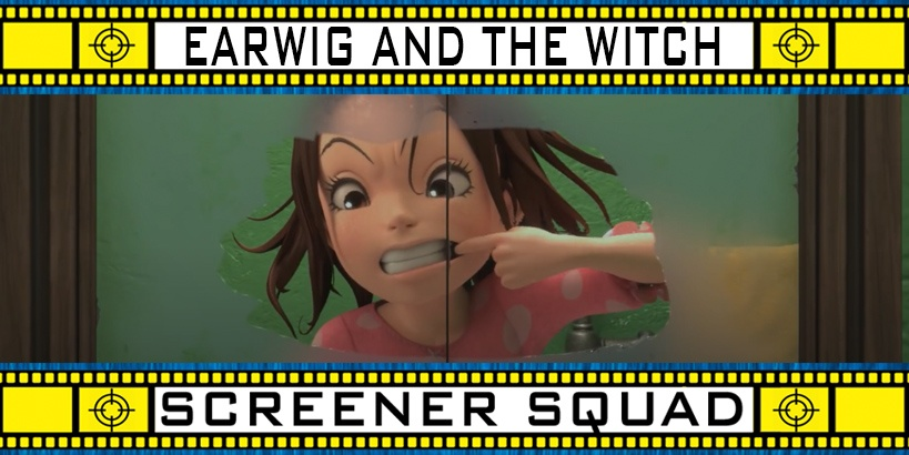 Earwig and the Witch Movie Review