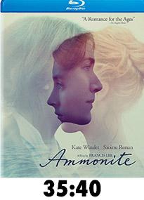 Ammonite Blu-Ray Review