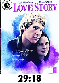 Love Story Blu-Ray Review
