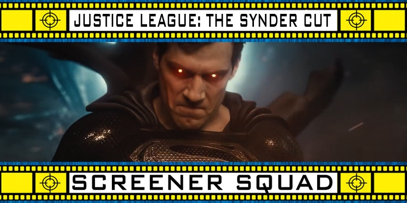 Justice League - The Snyder Cut Review