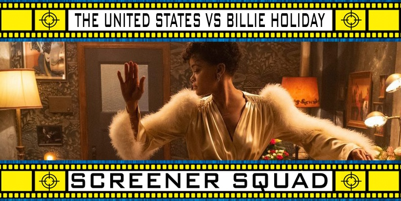 The United States vs Billie Holiday Movie Review