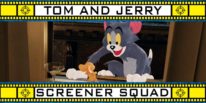 Tom & Jerry Movie Review