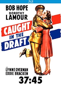 Caught in the Draft Blu-Ray Review