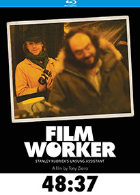 Film Worker Blu-Ray Review