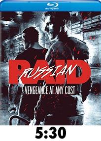 Russian Raid Blu-Ray Review