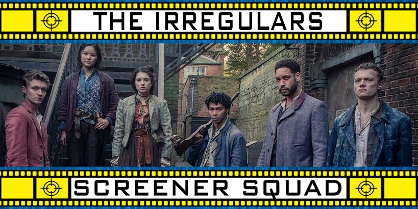 The Irregulars TV Series Review