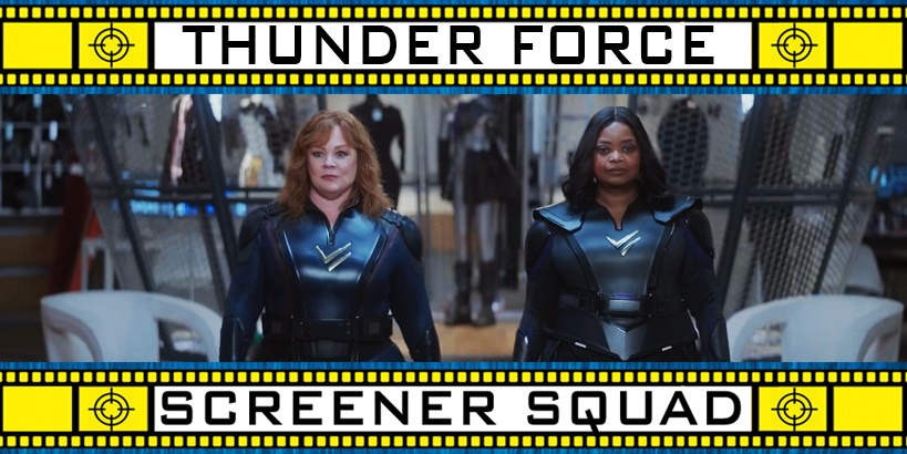 Thunder Force Movie Review