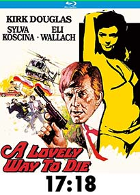 A Lovely Way To Die Blu-Ray Review