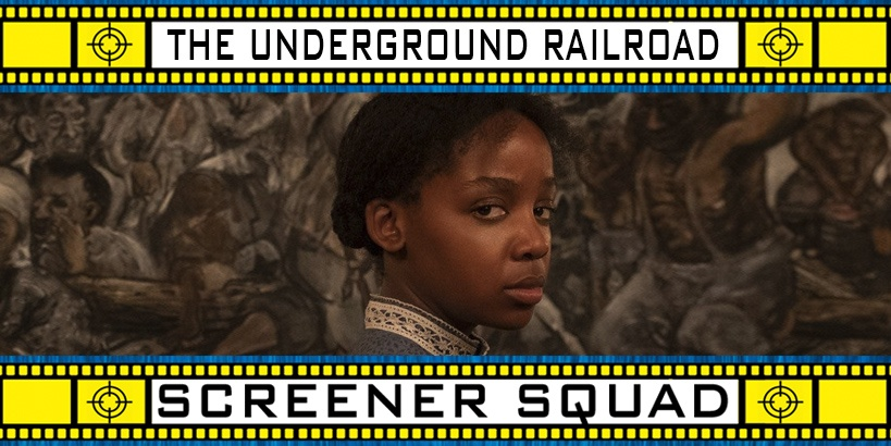 The Underground Railroad Series Review
