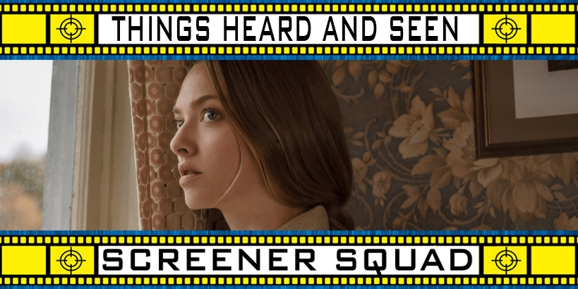 Things Heard & Seen Movie Review