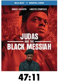 Judas and the Black Messiah Blu-Ray Review