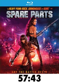 Spare Parts Blu-Ray Review
