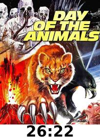 Day of the Animals Blu-Ray Review