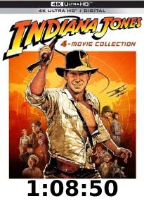 Indiana Jones 4 Movie Collection 4k Review