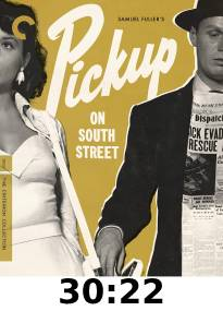 Pickup on South Street Blu-Ray Review
